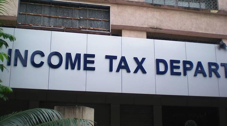 """Income Tax Department,BKC ,Bandra, Mumbai."" *** Local Caption *** ""Income Tax Department,BKC ,Bandra, Mumbai. Express photo by Vasant Prabhu. 11�82012."""